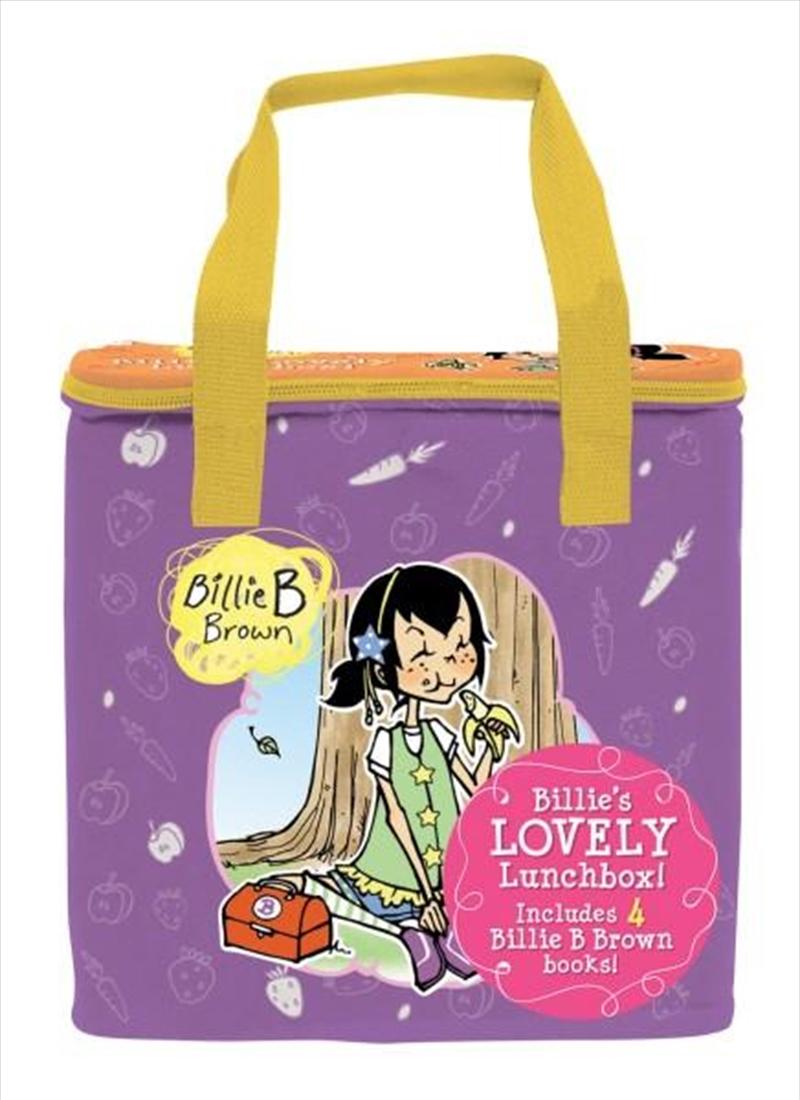 Billie's Lovely Lunchbox   Paperback Book