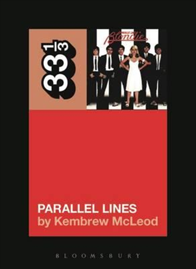 Blondie's Parallel Lines   Paperback Book