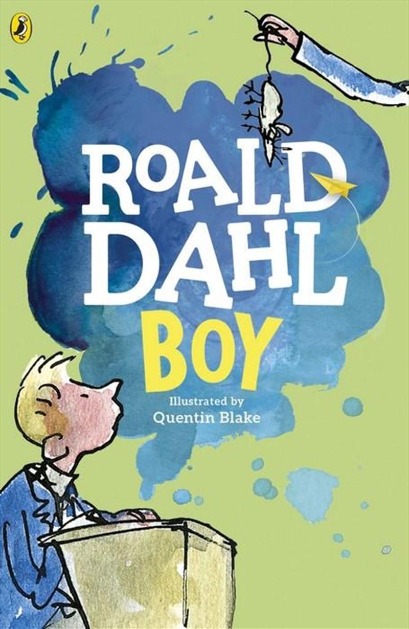 Boy | Paperback Book