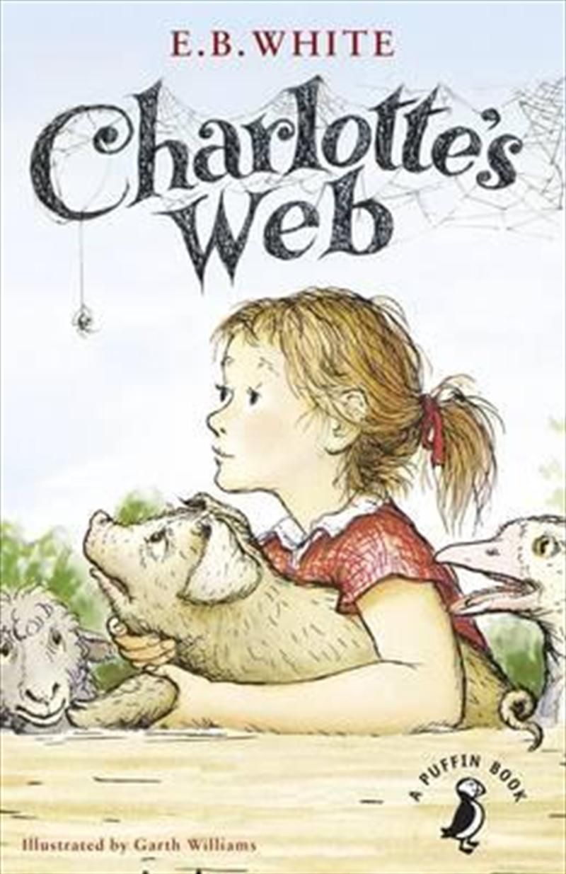 Charlottes Web | Paperback Book