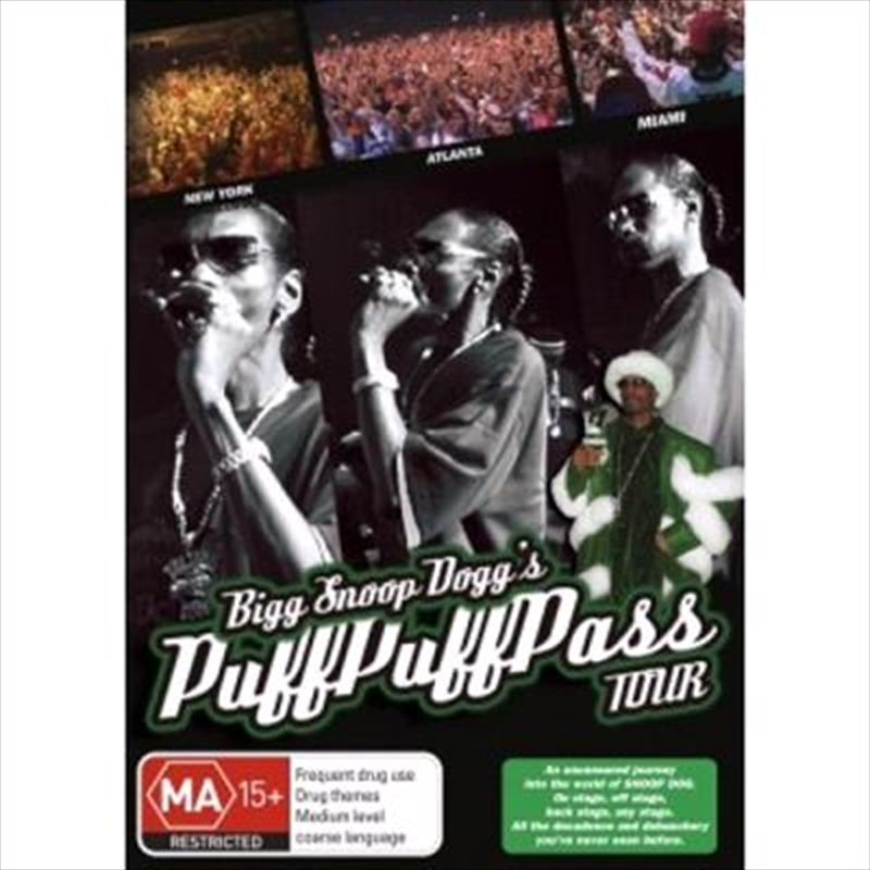 Puff Puff Pass Tour | DVD