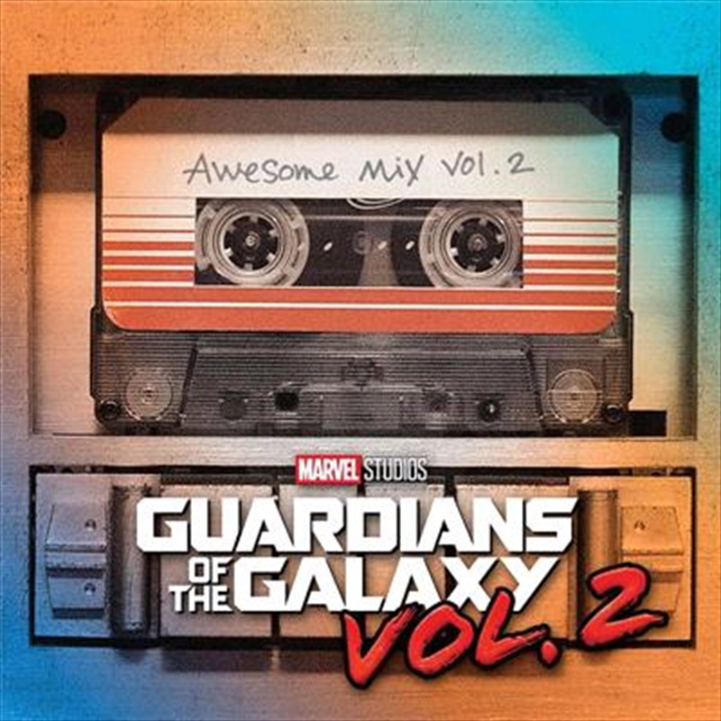 Guardians Of The Galaxy Vol. 2 - Awesome Mix Vol. 2 | CD