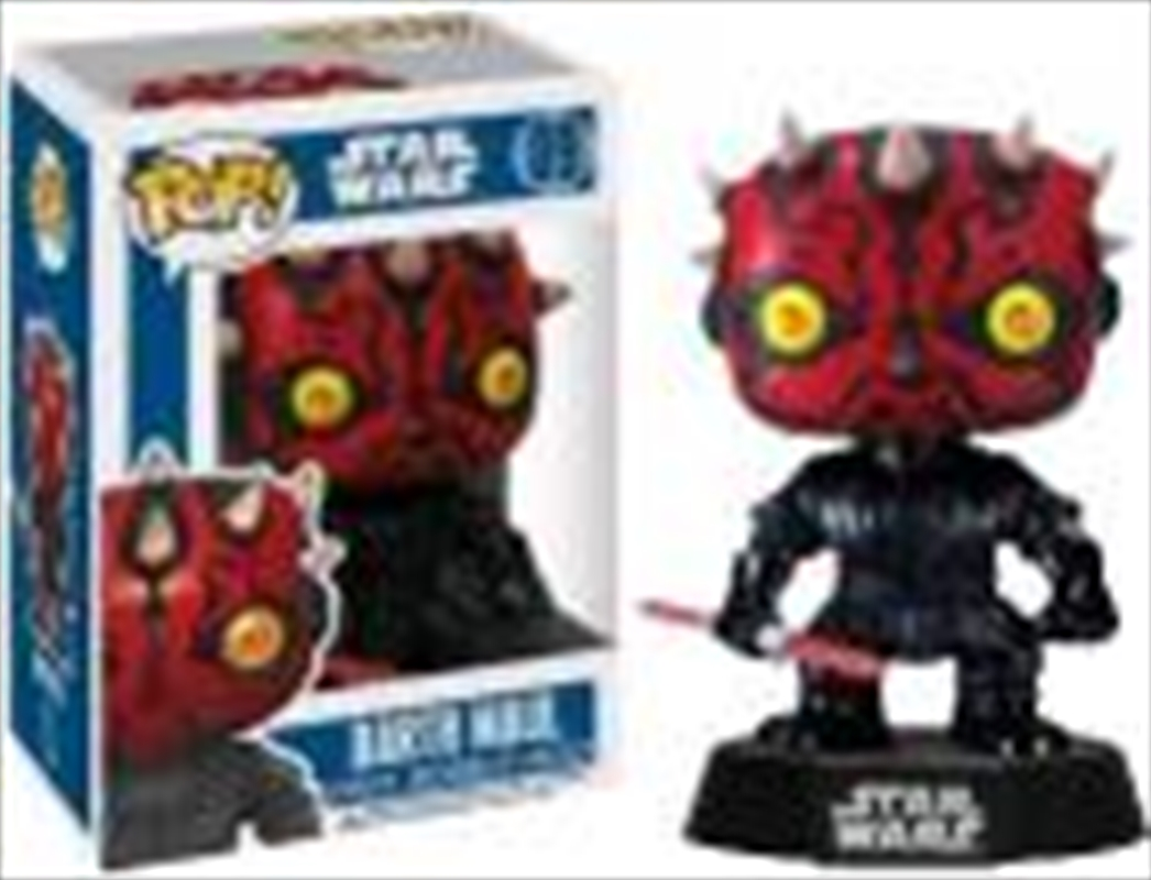 Darth Maul | Pop Vinyl
