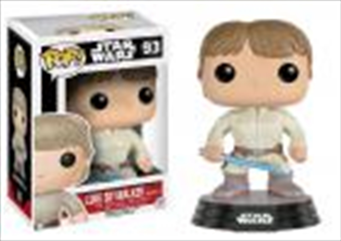 Bespin Luke Lightsaber | Pop Vinyl