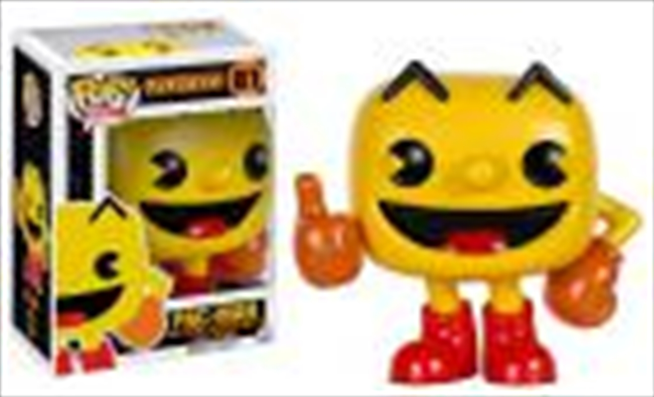 Pac Man   Pop Vinyl