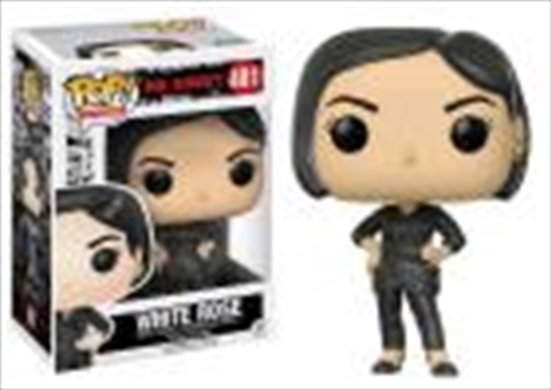 White Rose | Pop Vinyl