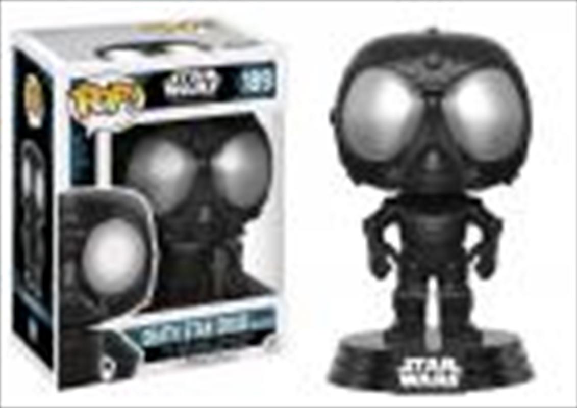 Death Star Droid Black   Pop Vinyl