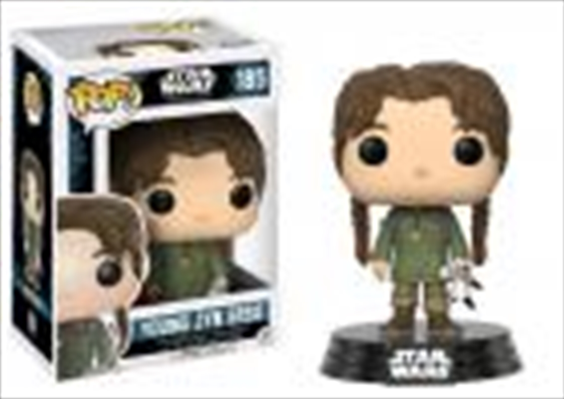 Young Jyn Erso | Pop Vinyl
