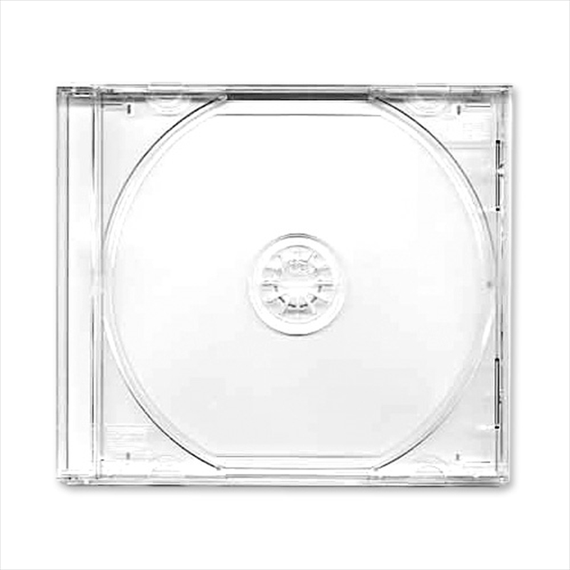 Replacement Cd Case 3 Disc | CD