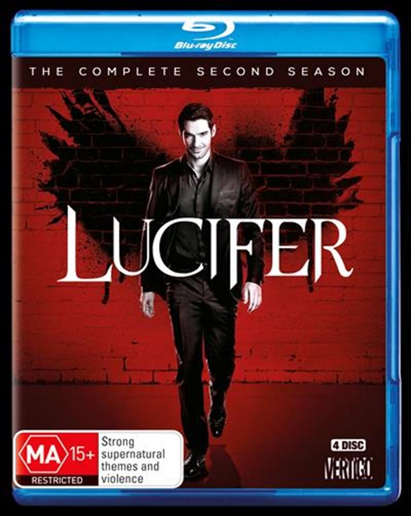 Lucifer - Season 2 | Blu-ray