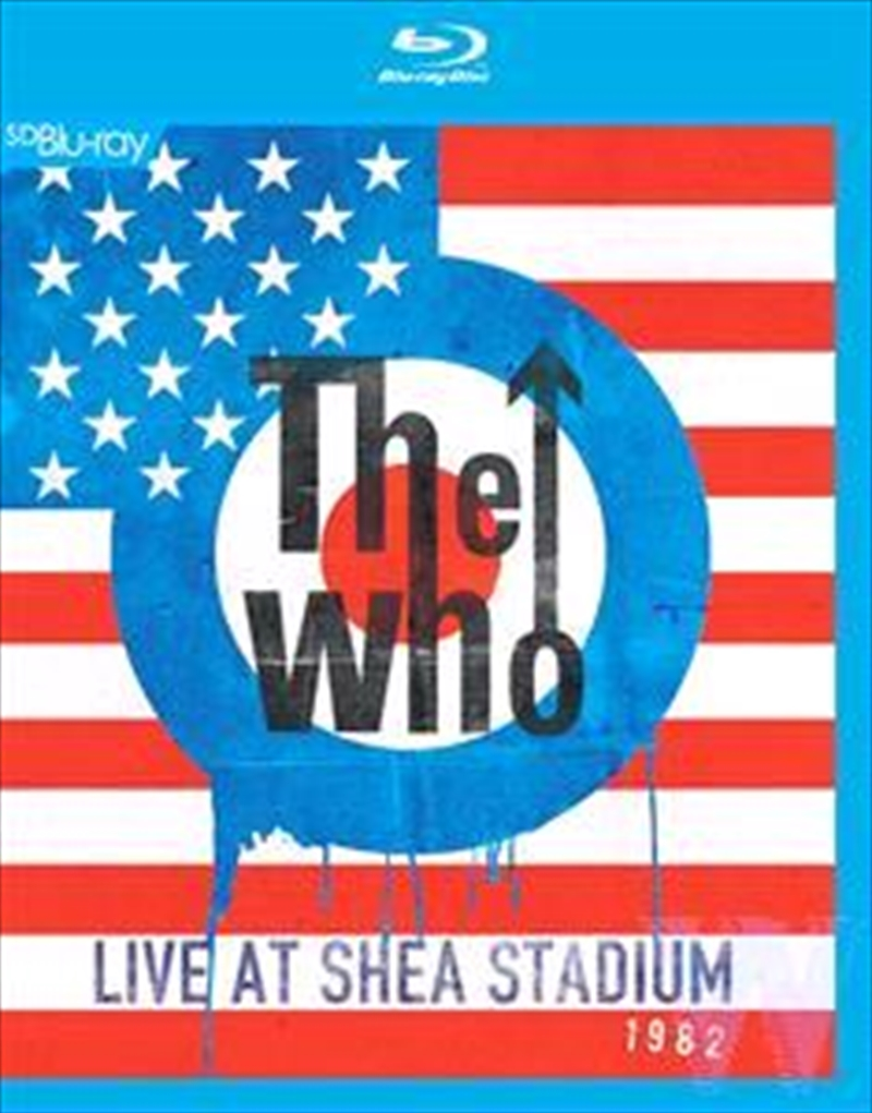 Live At Shea Stadium | Blu-ray