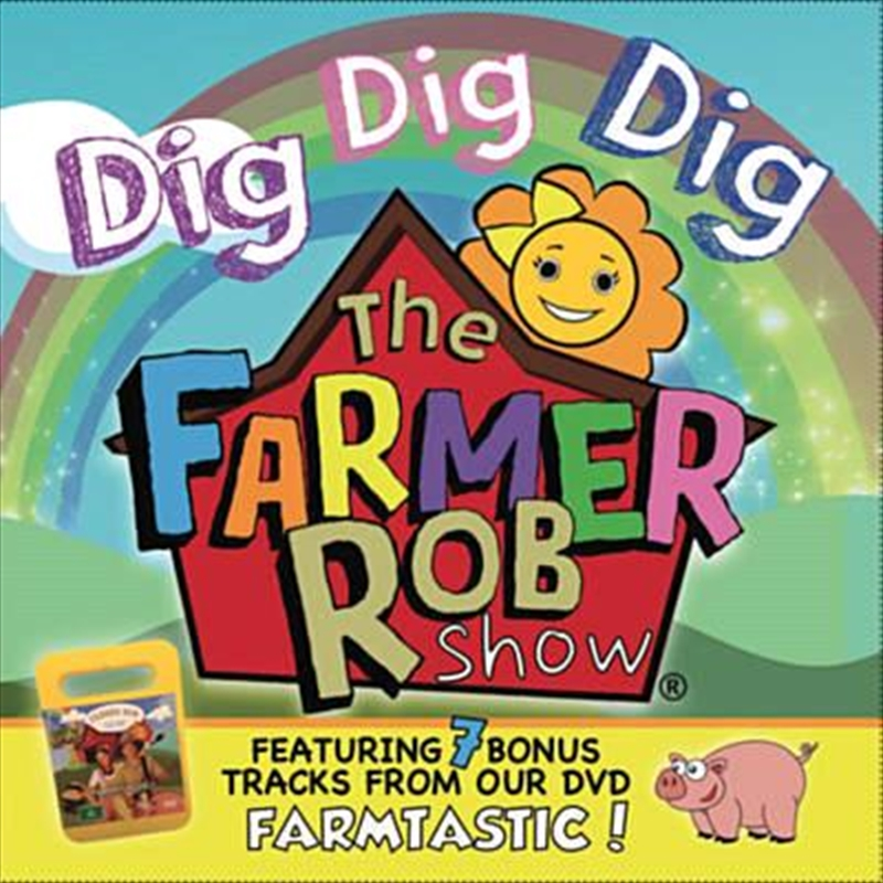Dig Dig Dig | CD