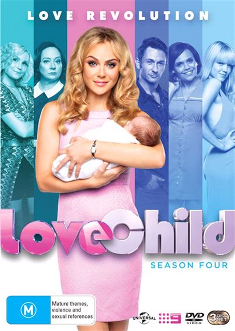 Love Child - Season 4 | DVD