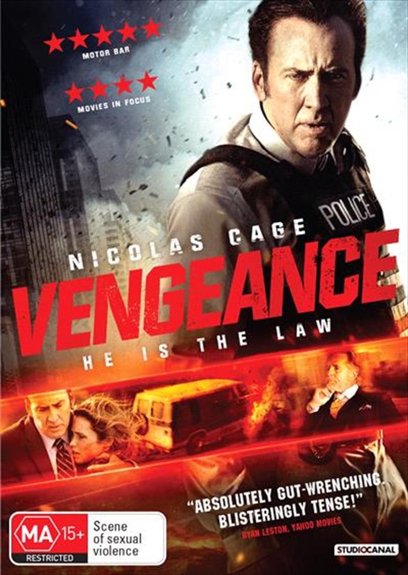 Vengeance | DVD