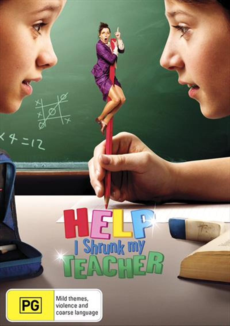 Help, I Shrunk My Teacher | DVD
