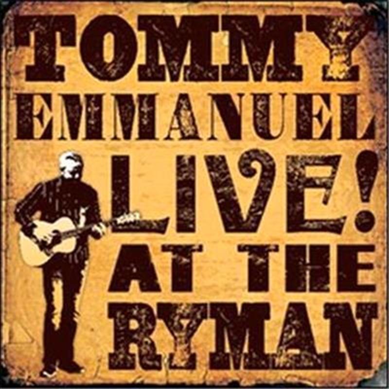 Live At The Ryman | CD