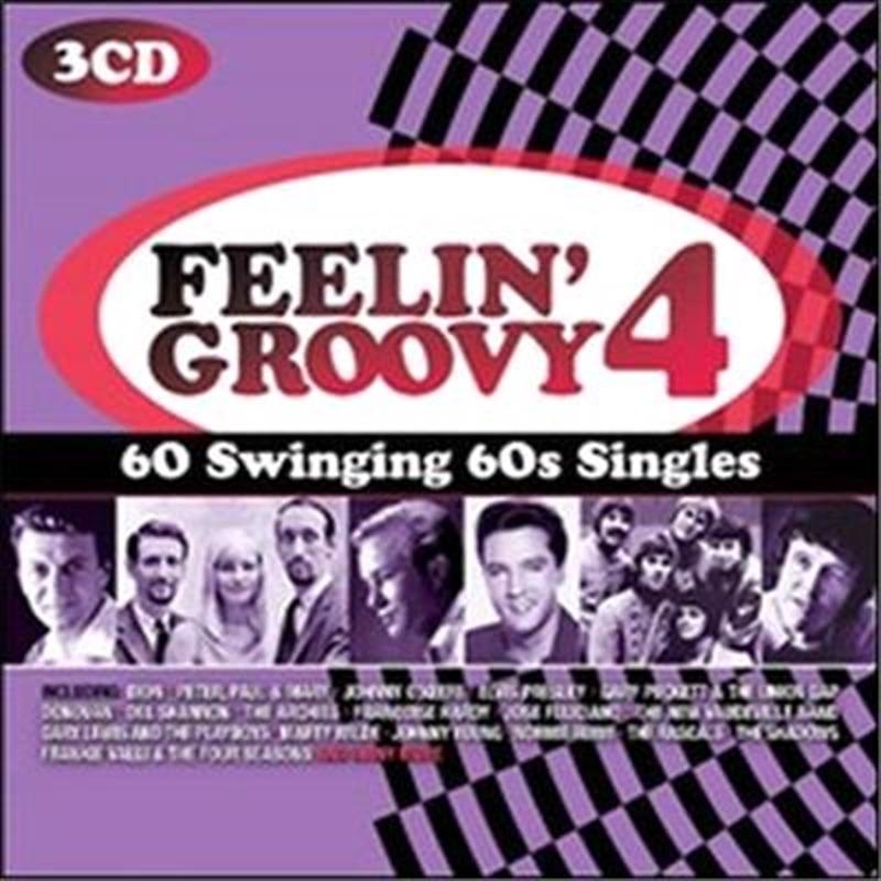 Feelin Groovy: Vol4 | CD