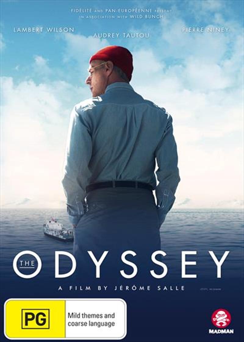 Odyssey, The | DVD