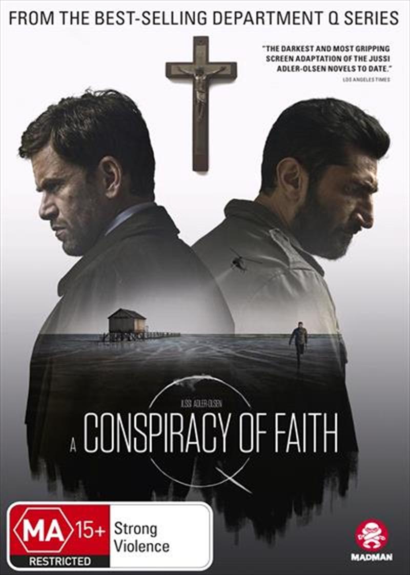 A Conspiracy Of Faith | DVD