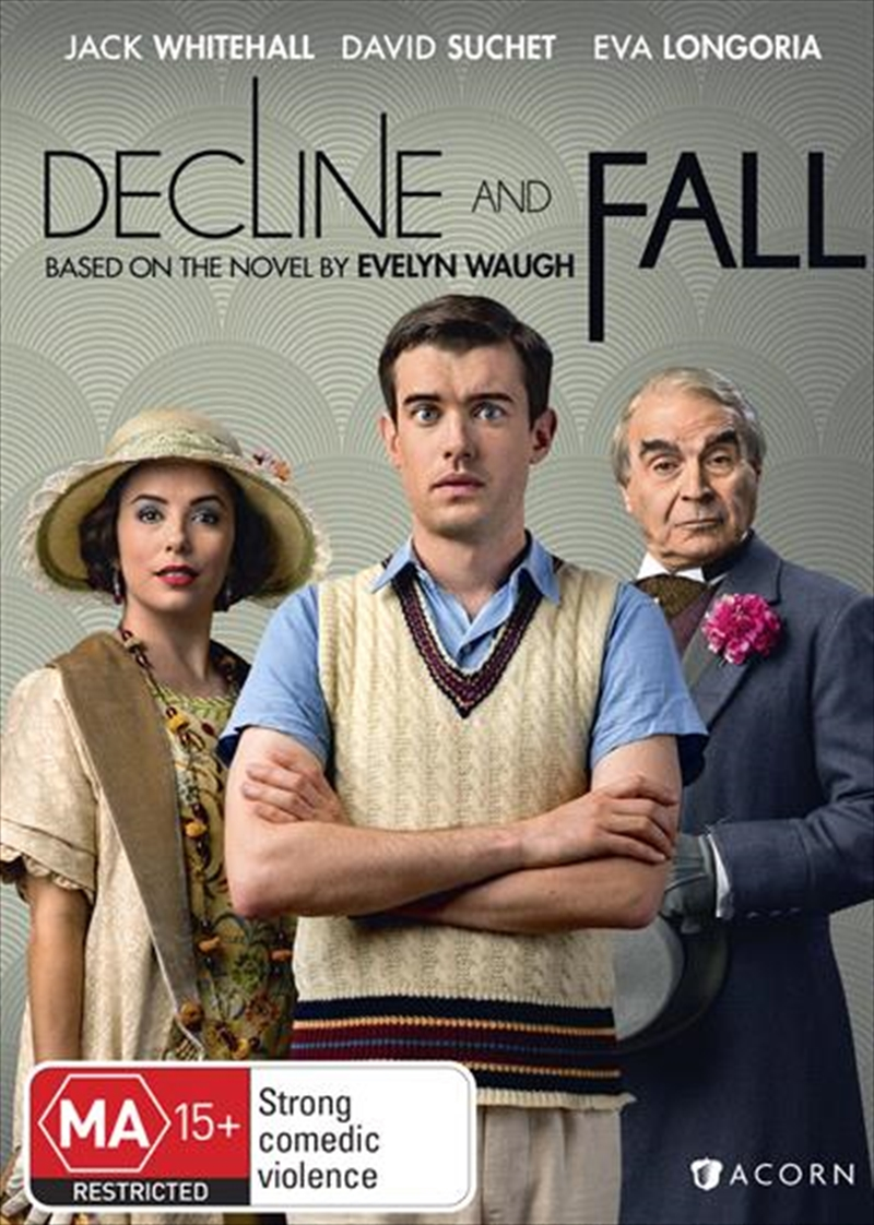 Decline And Fall | DVD