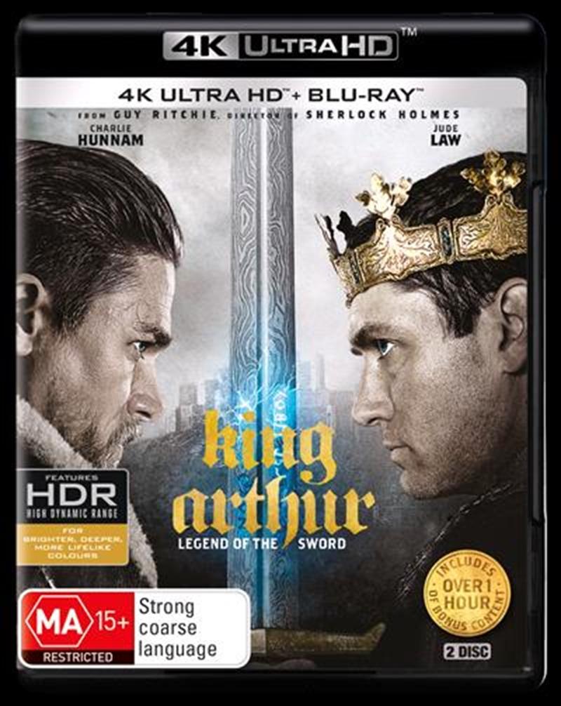 King Arthur - Legend Of The Sword | UHD