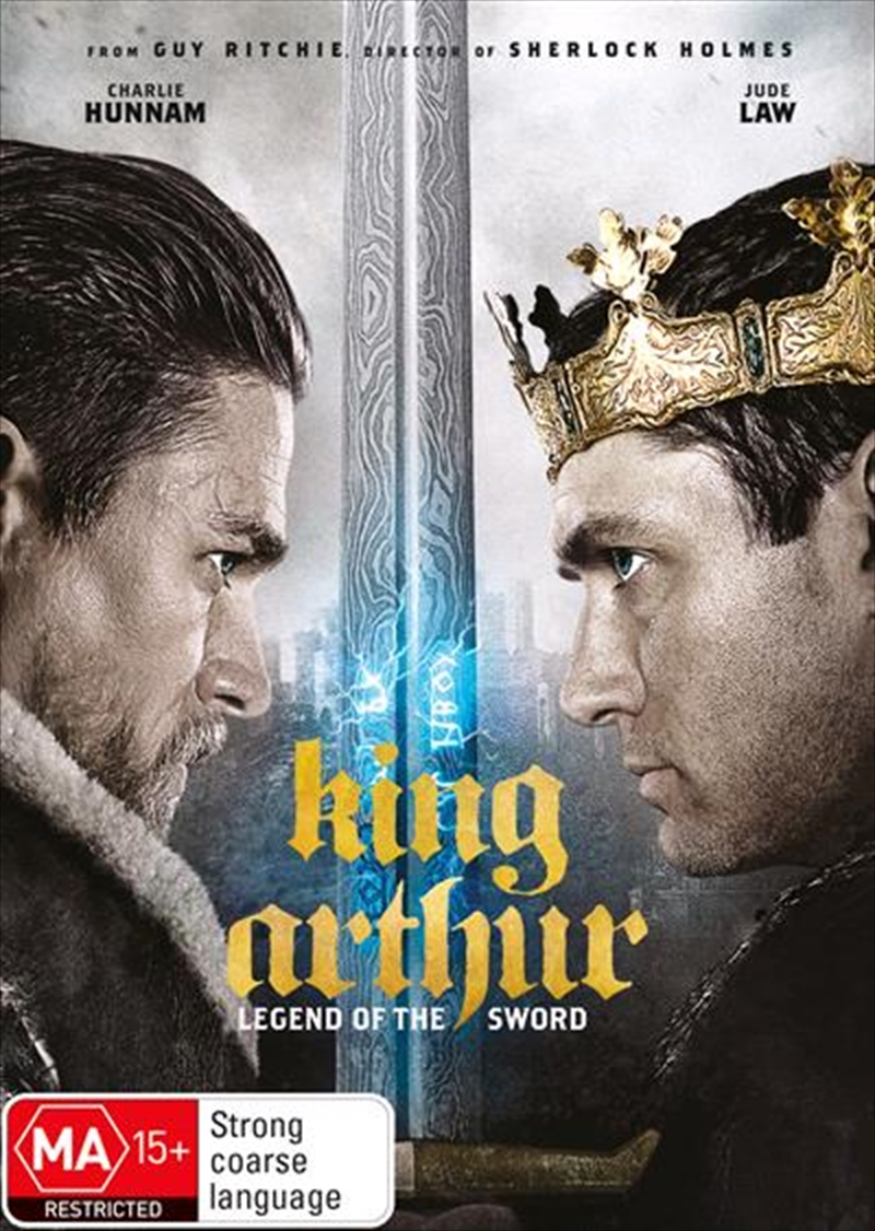 King Arthur - Legend Of The Sword | DVD