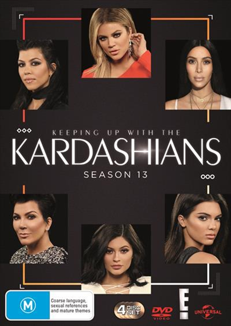 Keeping Up With The Kardashians - Season 13 | DVD
