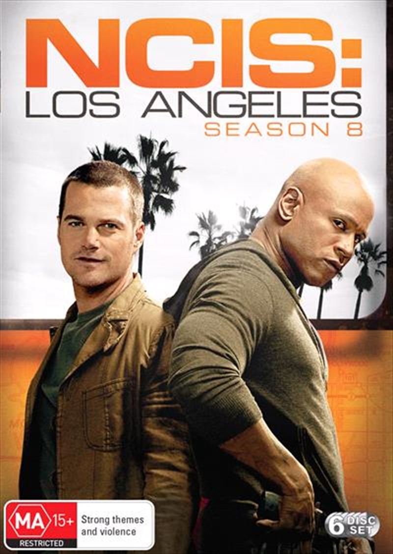 NCIS - Los Angeles - Season 8 | DVD
