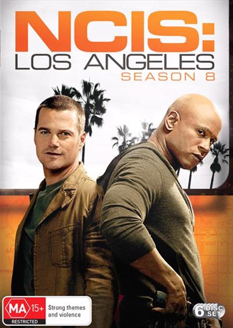 NCIS - Los Angeles - Season 8   DVD