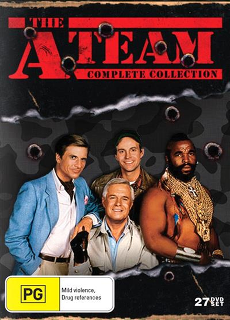 A-Team Series Collection | DVD