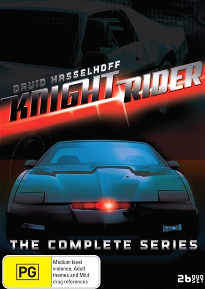 Knight Rider | Series Collection | DVD