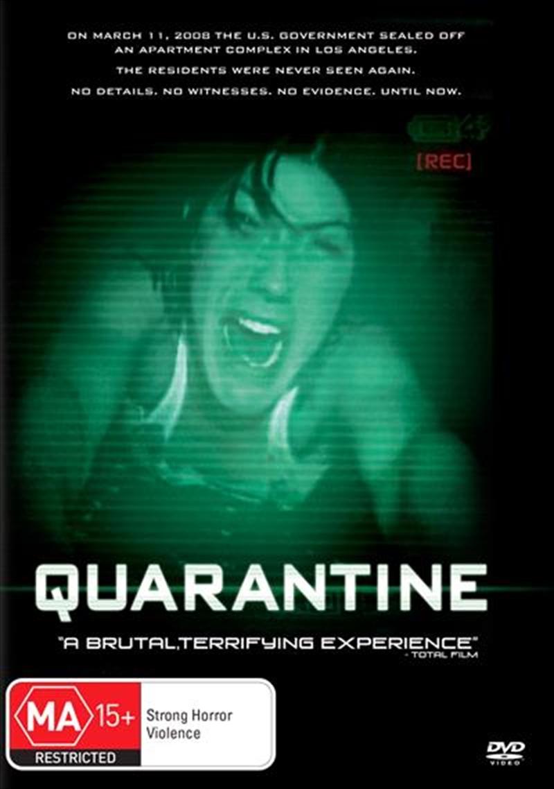 Quarantine | DVD