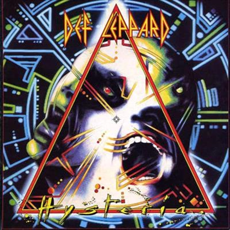 Hysteria | CD