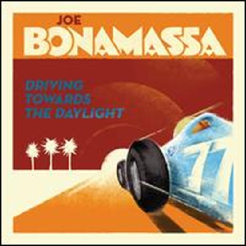 Driving Towards The Daylight | Vinyl
