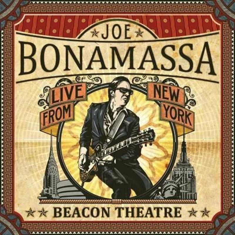 Beacon Theatre Live From New York   Vinyl