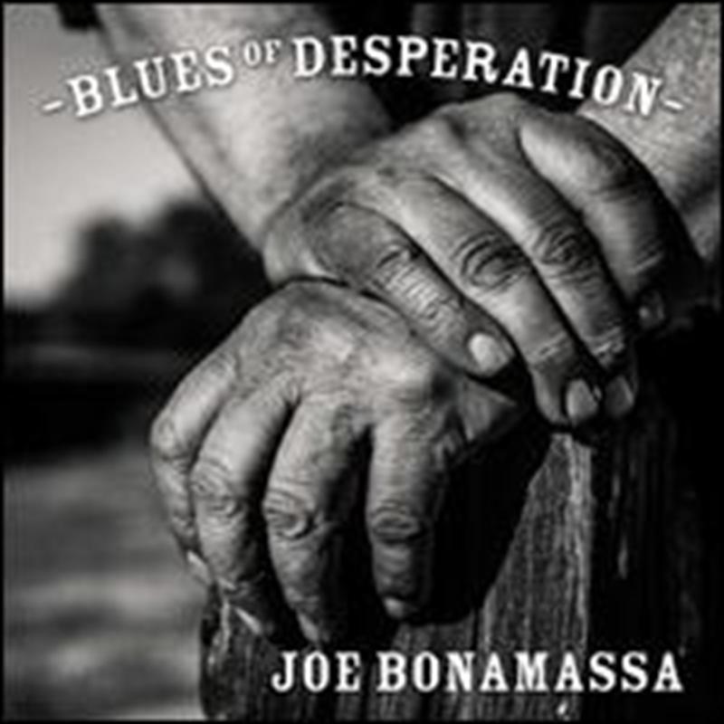 Blues Of Desperation: 2016 | Vinyl
