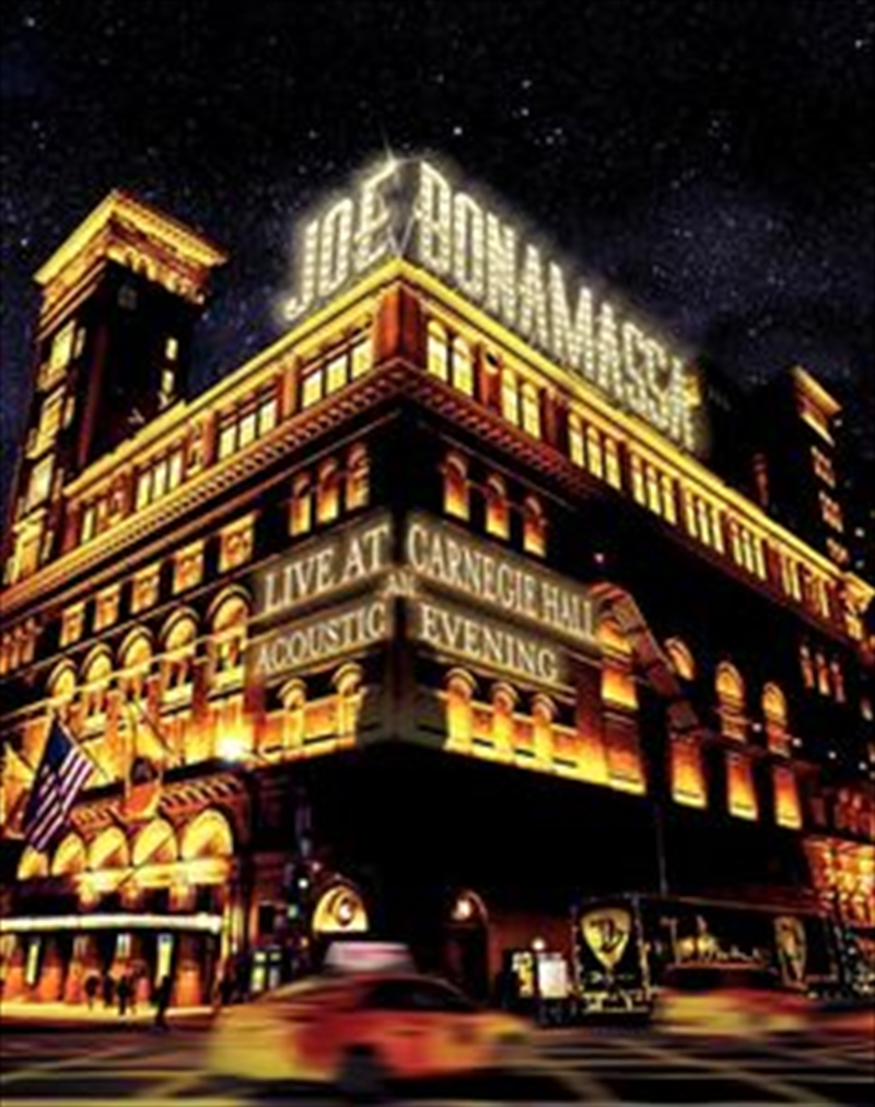 Live At Carnegie Hall: An Acoustic Evening | Blu-ray