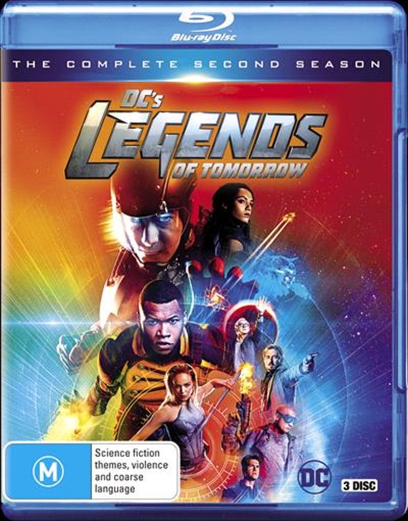 DC's Legends Of Tomorrow - Season 2 | Blu-ray