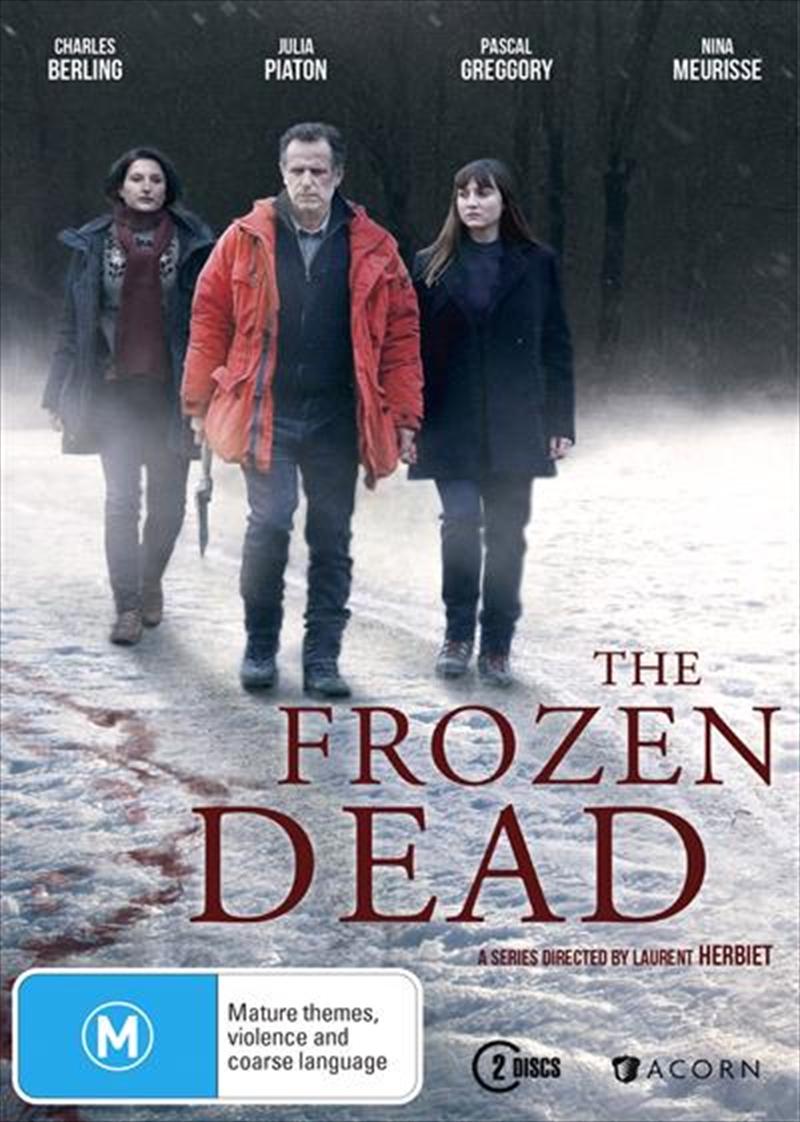 Frozen Dead, The | DVD