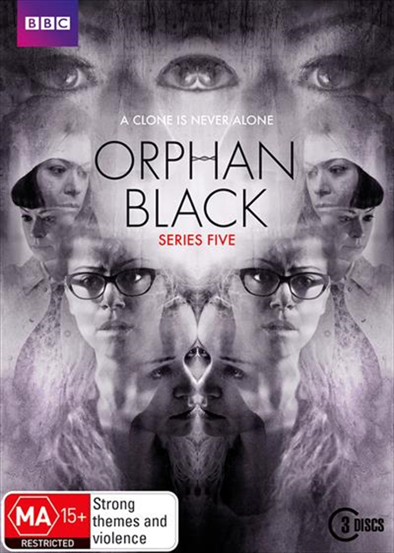 Orphan Black - Series 5 | Tuggl
