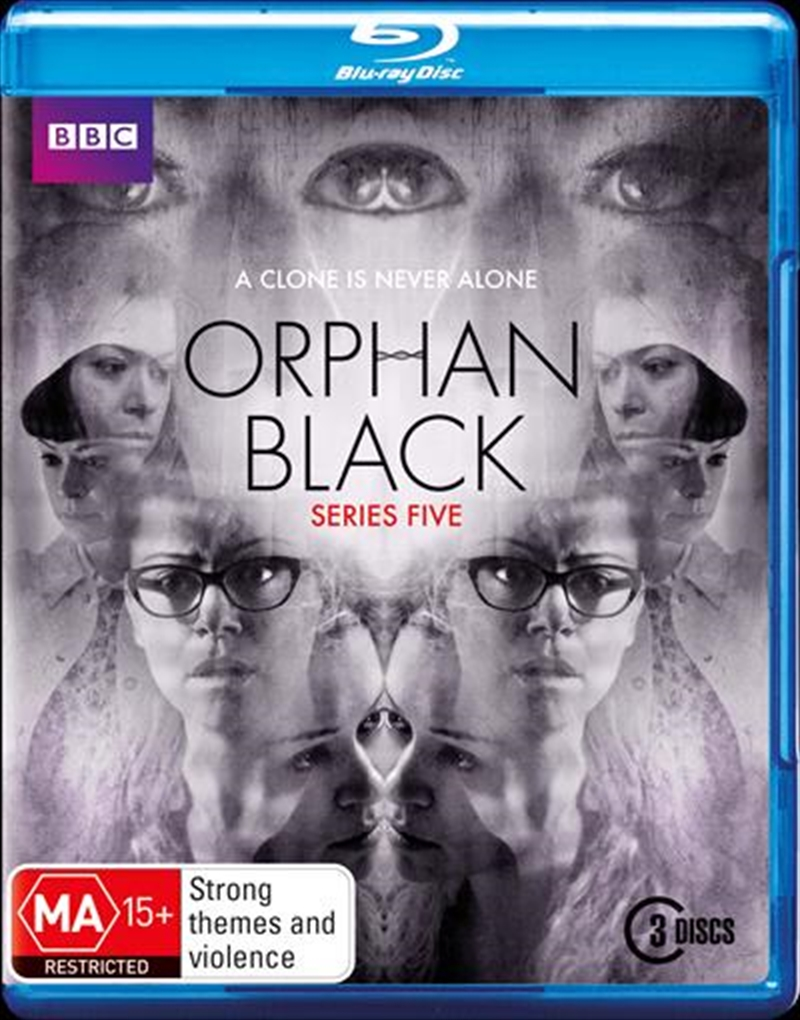 Orphan Black - Series 5 | Blu-ray