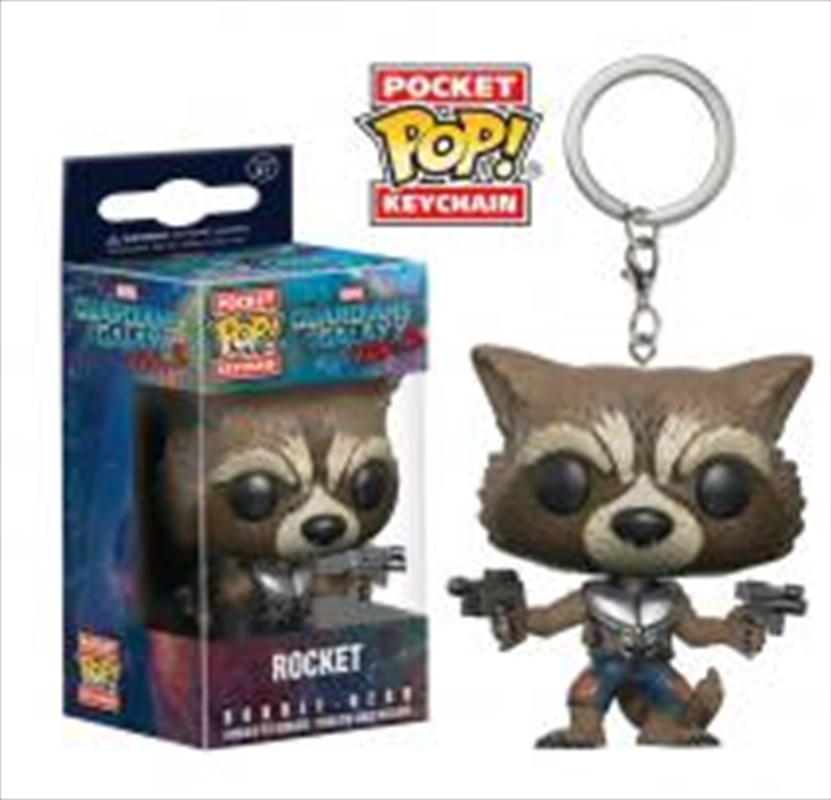 Rocket Pop Keychain   Accessories