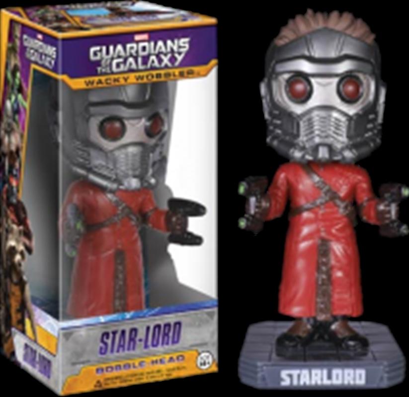 Star Lord Wacky Wobbler   Merchandise