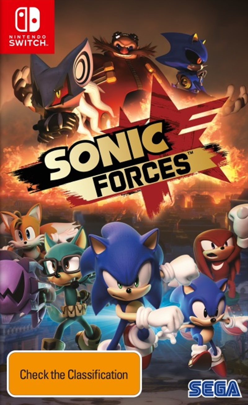 Sonic Forces | Nintendo Switch
