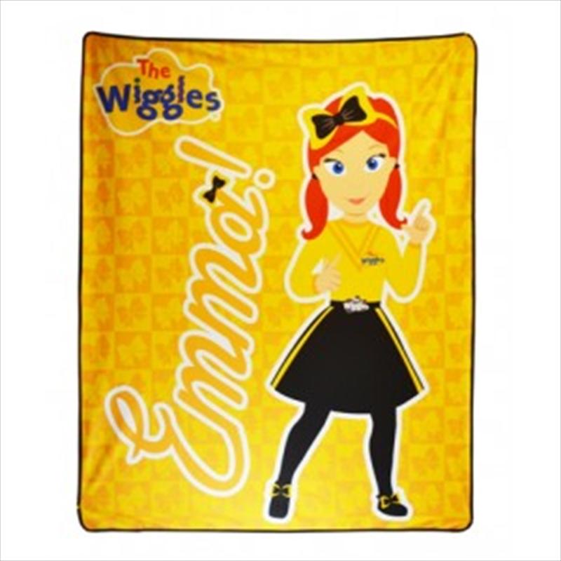 Buy Emma Throw Blanket On Merchandise Sanity