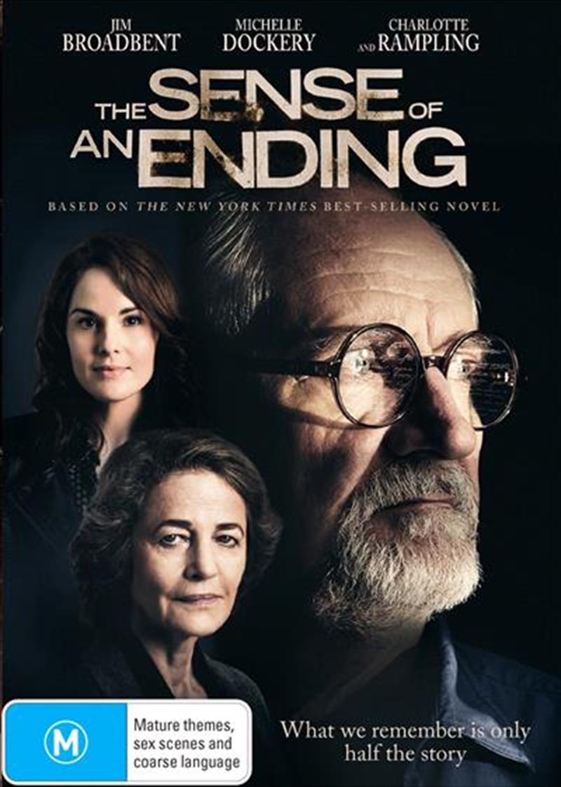 Sense Of An Ending, The | DVD