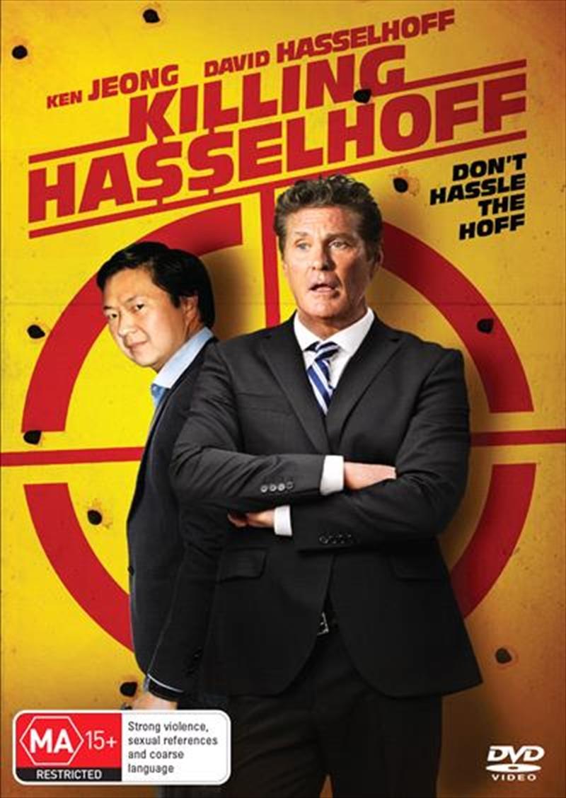 Killing Hasselhoff   DVD