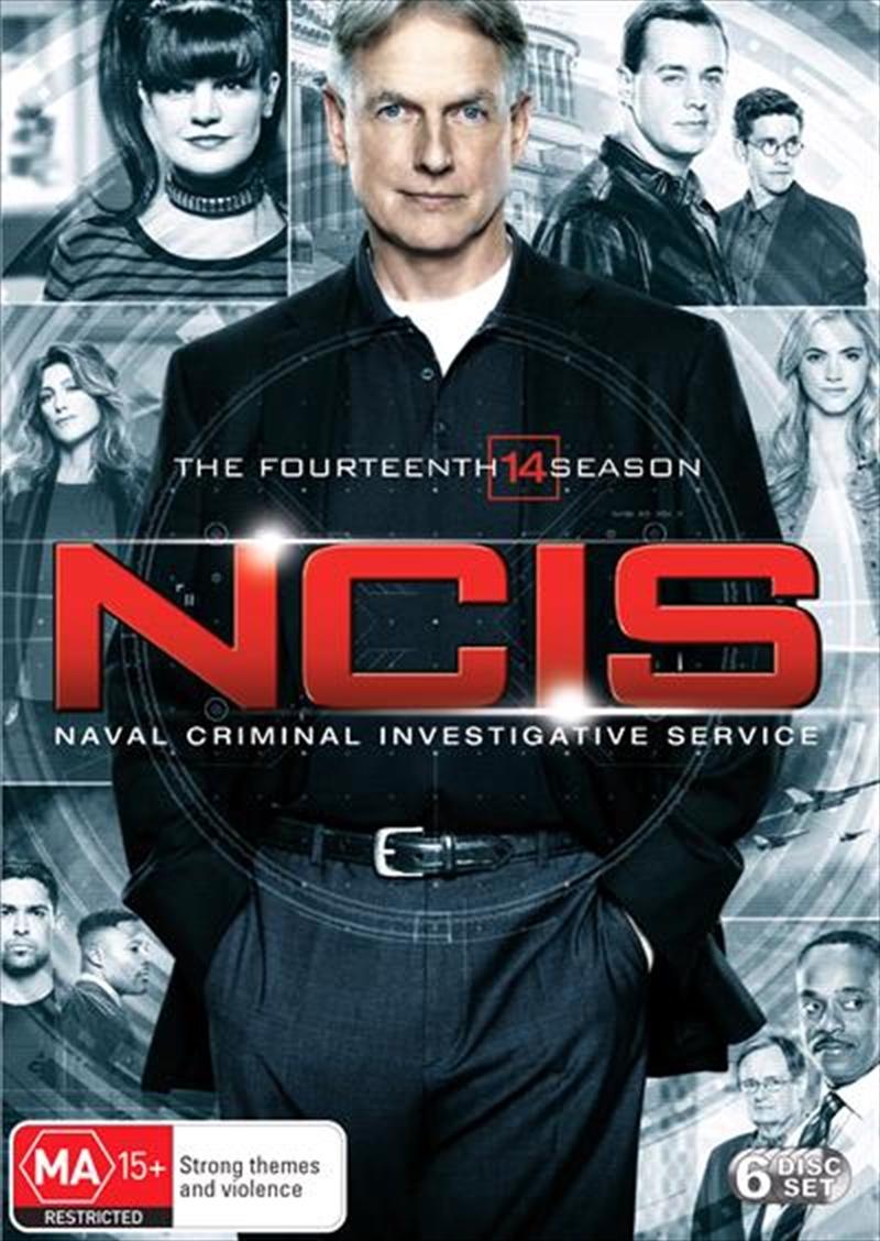 NCIS - Season 14 | DVD