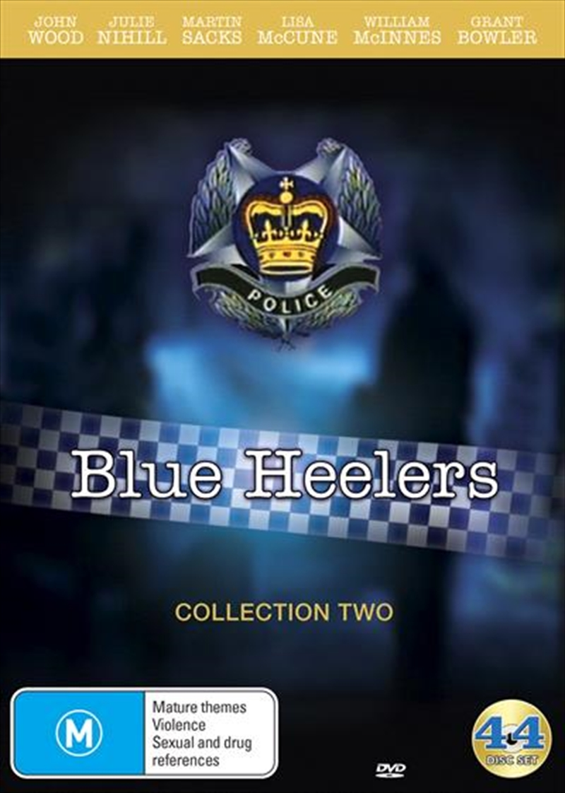 Blue Heelers - Collection 2   DVD