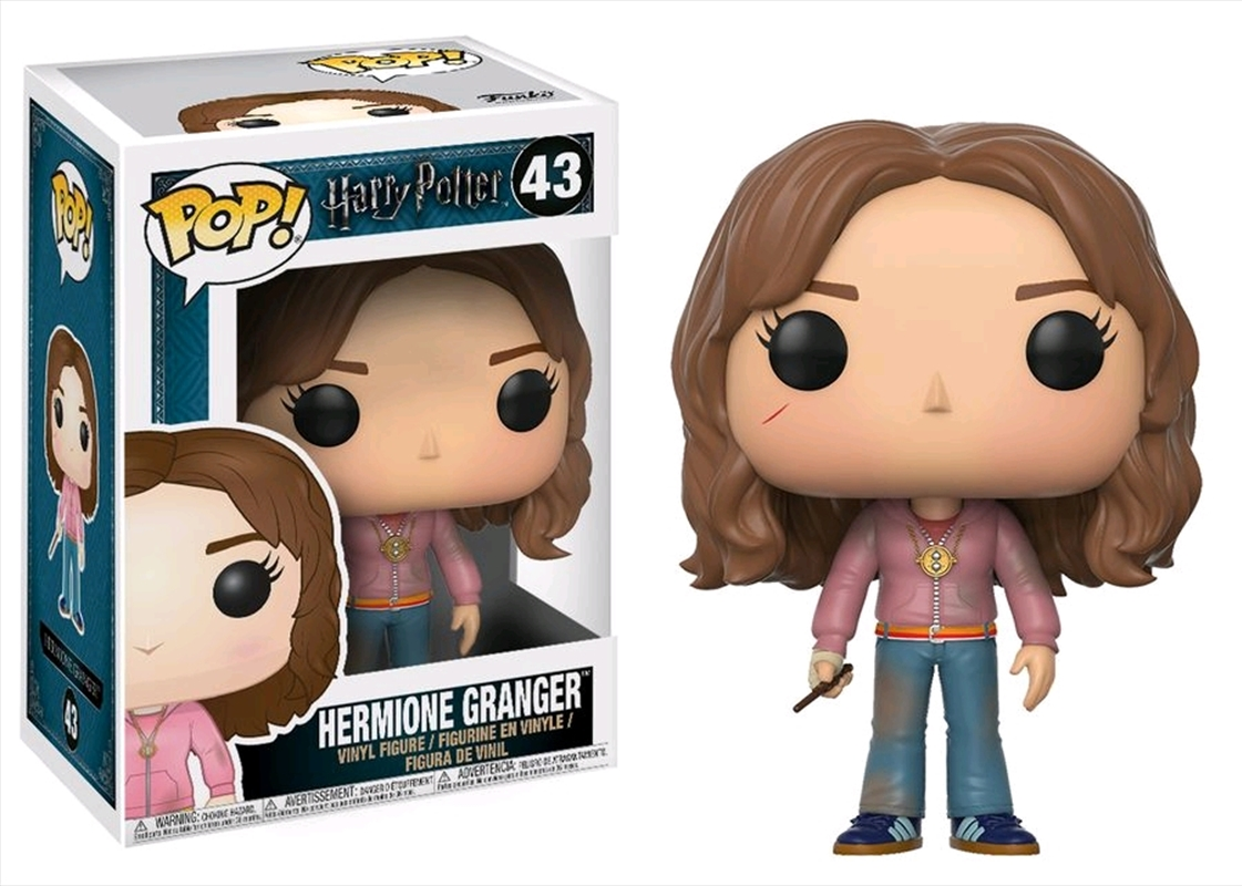 Hermione With Time Turner | Pop Vinyl